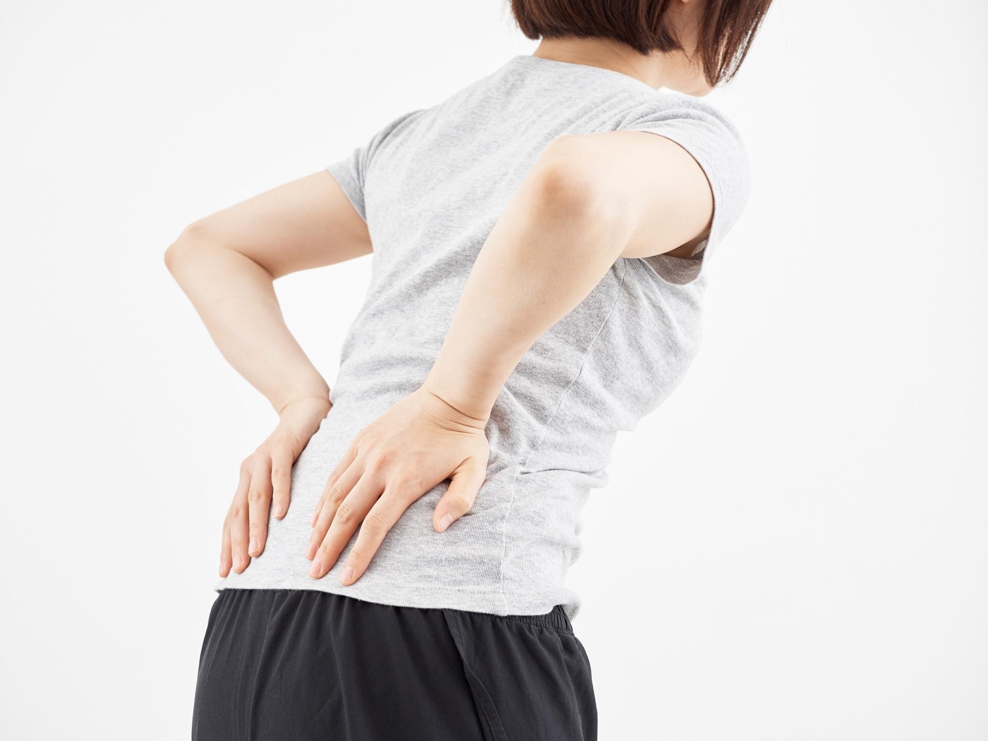 腰痛には優しい鍼灸治療で